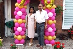 Balloon-Styling-Tilburg-ballonnenboog-ballonboog-70-jaar-verjaardag