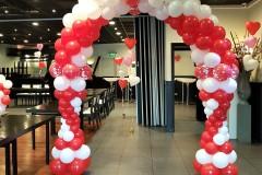 Balloon-Styling-Tilburg-ballonnenboog-love-doves-huwelijk-trouwerij-ballonnen-Tilburg-1