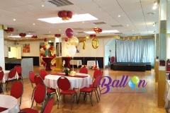 Balloon-Styling-Tilburg-ballonnendecoratie-heliumballonnen-bordeaux-filigree-metallic-goud-tafeldecoratie-filigree-ballonnen-bloemballonnen-ballonnen-Tilburg-cijferballon-naamletter