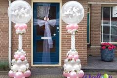 Balloon-Styling-Tilburg-ballonnenpilaar-ballonpilaar-huwelijk-trouwerij-love-doves-zijden-rozen-deurversiering-ballonnen-Tilburg-1