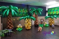 Balloon-Styling-Tilburg-ballonnenpilaren-palmbomen-ananas-aapje-ballonnen-Tilburg-1