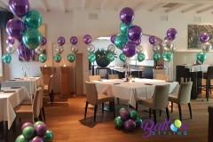 Balloon-Styling-Tilburg-heliumballonnen-gronddecoratie-huwelijk-trouwerij-chrome-paars-chrome-zilver-chrome-groenballonnen-Tilburg-1-1