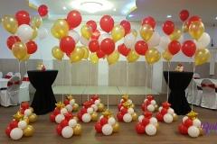 Balloon-Styling-Tilburg-heliumballonnen-luxe-gronddecoratie-bruiloft-trouwerij-goud-metallic-wit-ballonnen-Tilburg