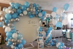 Balloon-Styling-Tilburg-wandbord-backdrop-verjaardag-1-jaar-Mickey-Mouse-party-ballonnendozen-one-ballonnencijfer-organic-ballonnenslinger-heliumballonnen-ballonnen-Tilburg-1