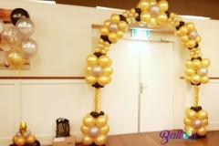 Balloon-Styling-ballonnenboog-ballonboog-50-jaar-verjaardag-goud-zilver-zwart-1