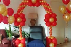 Balloon-Styling-ballonnenboog-ballonboog-70-jaar-ballonnenboog-heliumballonnen-cijferballonnen-Brabant-Tilburg-Reeshof-ballonnen-Tilburg4-1