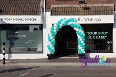 Balloon Styling ballonnenboog ballonboog Contour & Wellness Brabant Tilburg