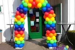 Balloon-Styling-ballonnenboog-ballonboog-regenboog