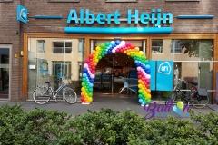 Balloon Styling ballonnenboog voor AH Piusplein