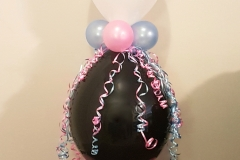 Balloon Styling ballonnendecoratie gender reveal