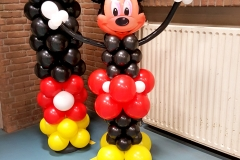 Mickey Mouse ballonnendecoratie