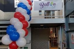 ballonnendecoratie Hollandse Glorie