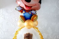 kado ballon mickey