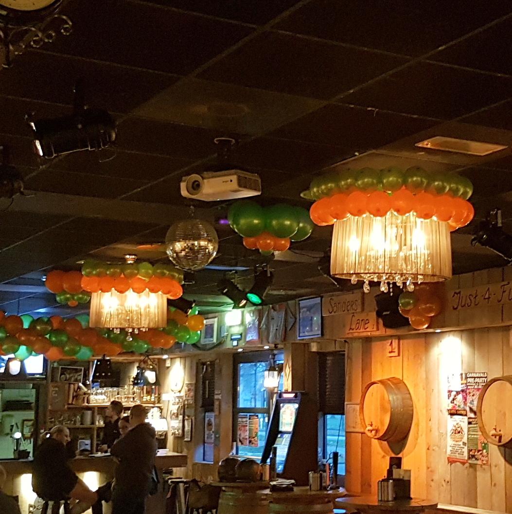 versiering lamp