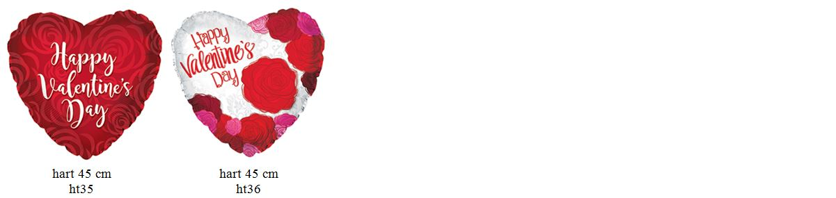 anagram hart folieballonnen 3