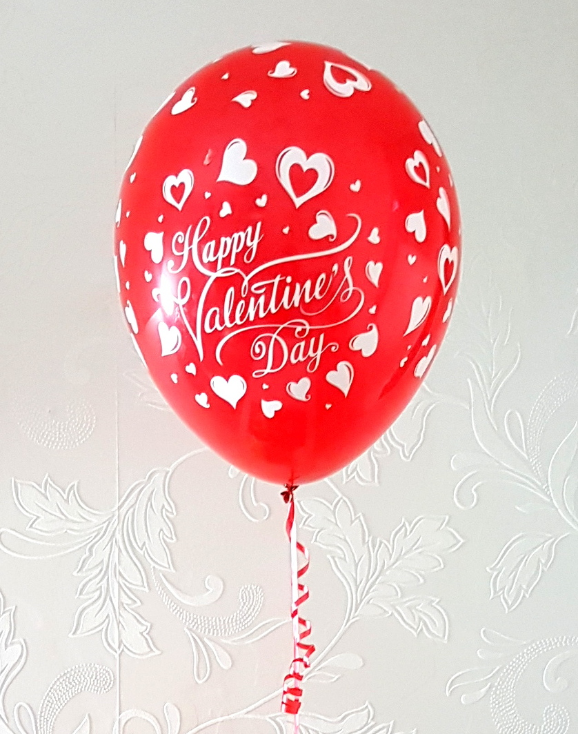 ballon happy valentine´s day