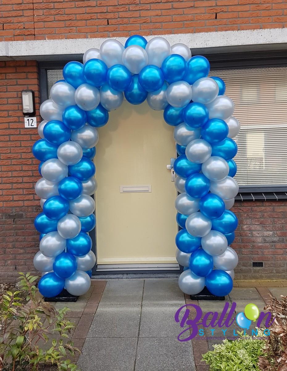 Balloon Styling goedkope betaalbare ballonnenboog ballonboog Brabant Tilburg Reeshof