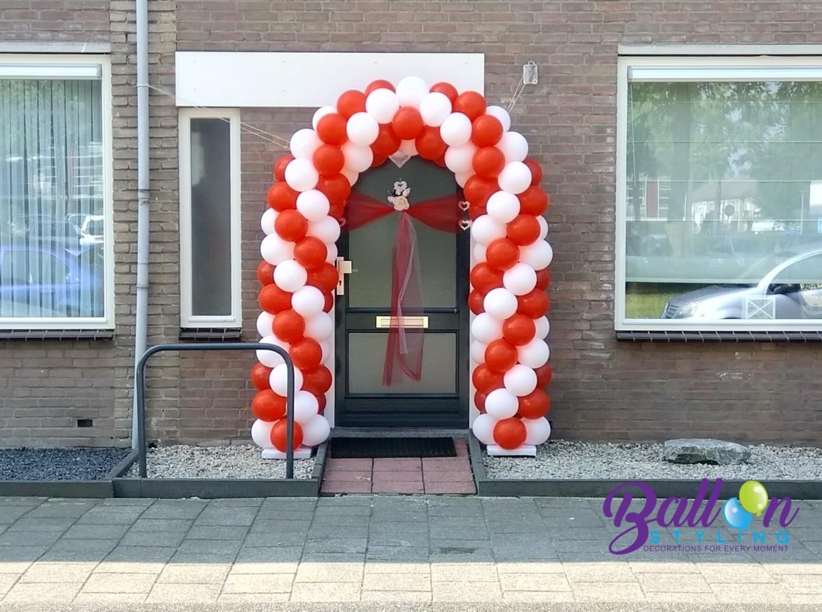 ballonnenboog ballonboog Balloon Styling