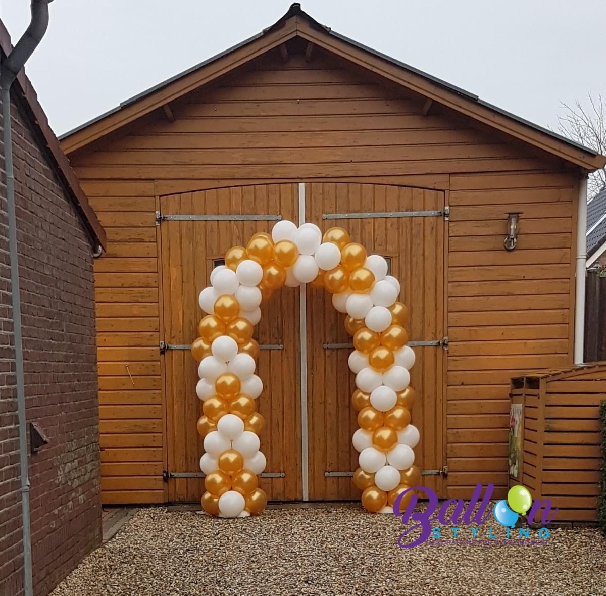 Balloon Styling Tilburg ballonnenboog