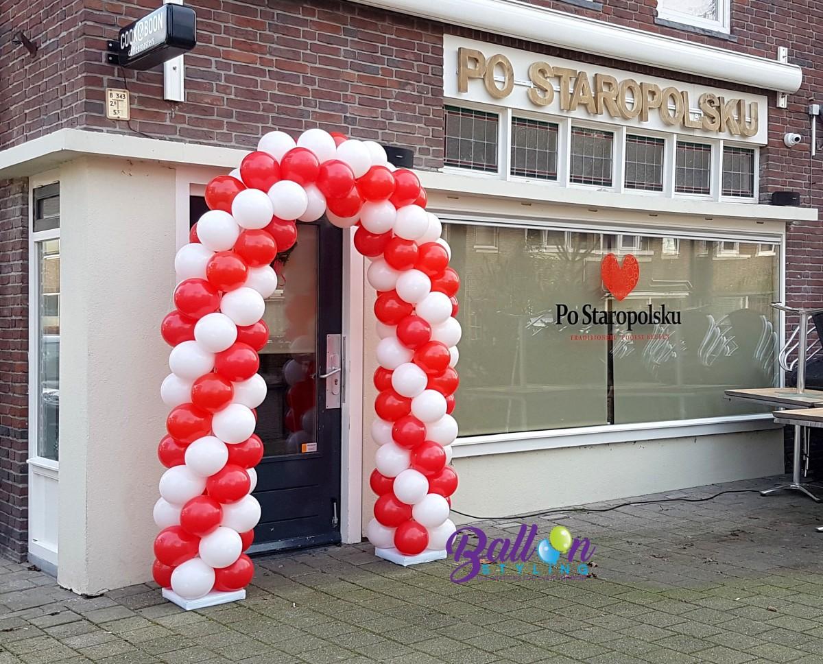 Balloon Styling ballonnenboog ballonboog