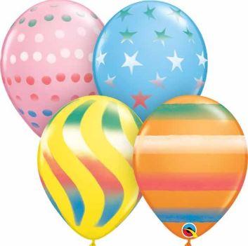 Balloon Styling Tilburg cadeau in een ballon kado in een ballon ballonkado