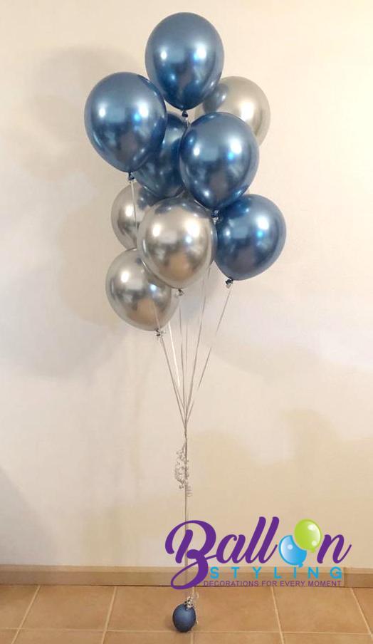 Balloon Styling Tilburg tros heliumballonnen gronddecoratie verjaardag