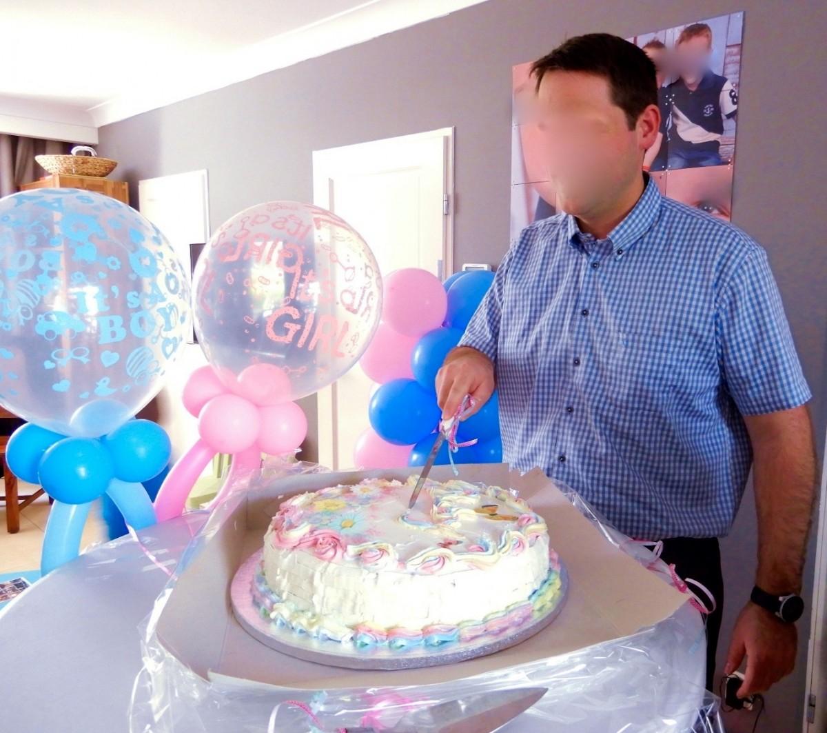 Balloon Styling baby fopspeen gender reveal decoratie babyshower babykraam