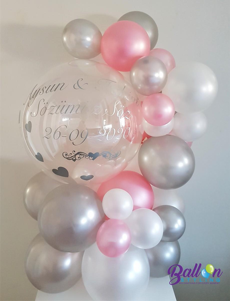 Balloon Styling Tilburg gepersonaliseerde ballon bedrukking ballonnen Tilburg (1)